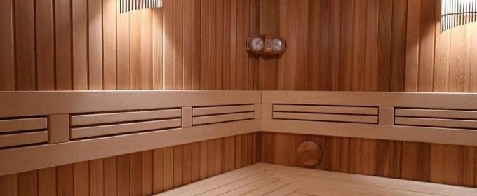 Выбор вагонки для отделки парной в бане: осина, липа, кедр, ель?